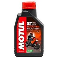 Olje Motul 2T Scooter Power 1L