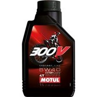 Olje Motul 4T 300V Factory Line 5W40 1L