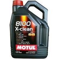 Olje Motul 8100 X-Clean C3 5W40 5L