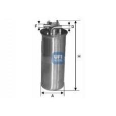filter goriva UFI 24.001.00