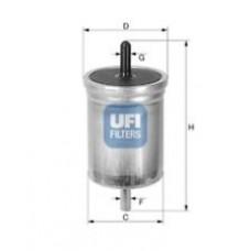 filter goriva UFI 24.073.00