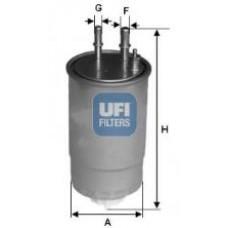filter goriva UFI 24.117.00