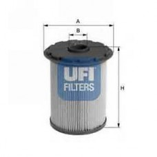 filter goriva UFI 26.693.00
