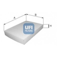 filter kabine UFI 53.017.00