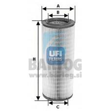 filter zraka UFI 27.195.00