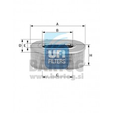 filter zraka UFI 27.196.00