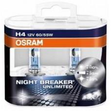 Žarnica H4 Osram Night Braker