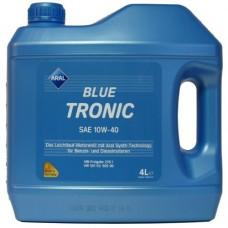 Olje Aral Blue Tronic 10W40 4L
