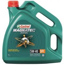 Olje Castrol Magnatec Diesel DPF 5W40 4L