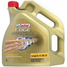 Olje Castrol Edge Professional LongLife III 5W30 4L