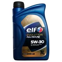 Olje Elf Evolution Fulltech Fe 5W30 1L