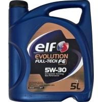 Olje Elf Evolution Fulltech Fe 5W30 5L