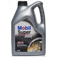 Olje Mobil Super 2000 X1 10W40 5L