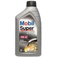 Olje Mobil Super 2000 X1 10W40 1L