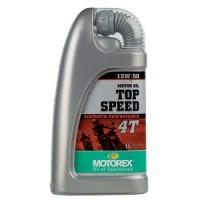 Olje Motorex Top Speed 4T 15W50 1L