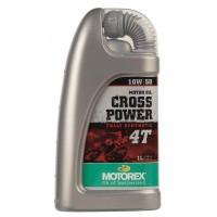 Olje Motorex Cross Power 4T 10W50 1L