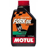 Olje Motul Fork Oil Expert 10W 1L