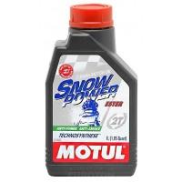 Olje Motul 2T Snow Power 1L