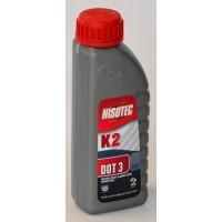 Zavorna tekočina Nisotec K-2 DOT3 0,5L