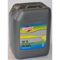 Olje Nisotec Super SAE30 10L