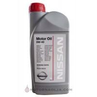 Olje Nissan 5W40 1L