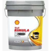 Olje Shell Rimula R4X 15W40 20L