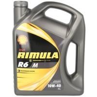 Olje Shell Rimula R6M 10W40 4L