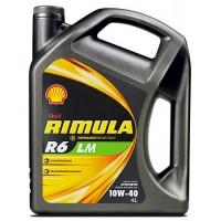 Olje Shell Rimula R6LM 10W40 4L