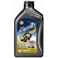 Olje Shell Advance 4T Ultra 10W40 1L