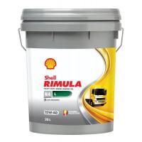 Olje Shell Rimula R4L 15W40 20L