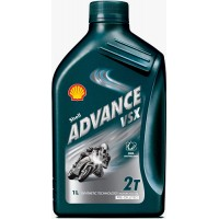 Olje Shell Advance VSX 2 1L