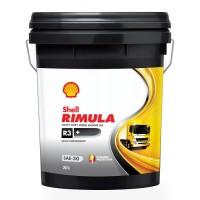 Olje Shell Rimula R3+ 30 20L