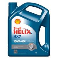 Olje Shell Helix HX7 10W40 4L