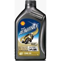 Olje Shell Advance 4T Ultra 15W50 1L
