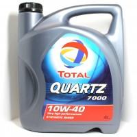 Olje Total Quartz 7000 10W40 4L