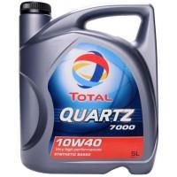 Olje Total Quartz 7000 10W40 5L