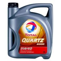 Olje Total Quartz 9000 5W40 5L