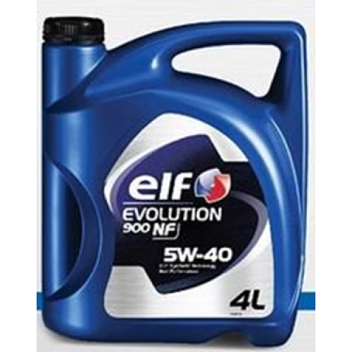 ELF EXCELLIUM/EVOLUTION 900NF 5W40 4L