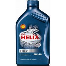 SHELL HELIX HX7 5W40 1L